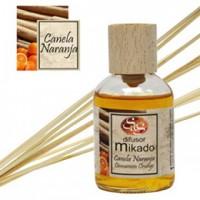 Mikado Canela y Naranja