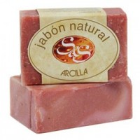Jabón Natural Arcilla 100g