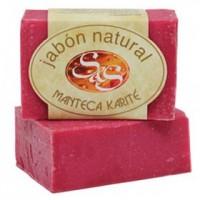 Jabón Natural Manteca de Karité 100g