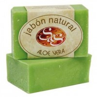 Jabón Natural Aloe Vera 100g