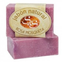 Jabón Natural Rosa Mosqueta 100g
