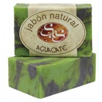 Jabón Natural Aguacate 100g