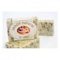 Jabón Natural Té Verde 100g