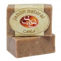 Jabón Natural Canela 100g