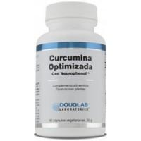 Curcumina Optimizada 60 cápsulas vegetarianas