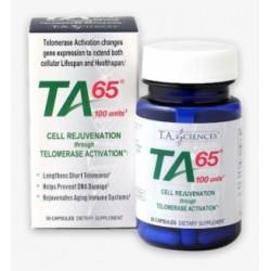 TA65 100 UI 30cps - TA. Sciences