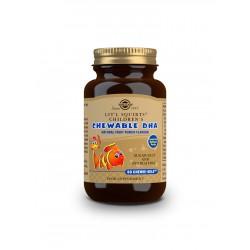 Omega 3 Dha Masticable Niños - Solgar