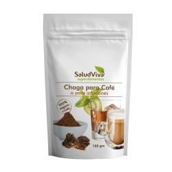 Salud Viva - CHAGA PARA CAFE 125 GRS.