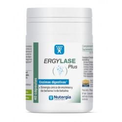 ERGYLASE Plus 40 cápsulas - Nutergia
