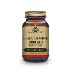 L-Glutamina 1000 mg 60 comprimidos - Solgar