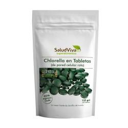 SALUD VIVA - Alga Chlorella en Tabletas ECO 125g