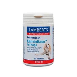 EliminEase™ para perros. Pet Nutrition (90 tabletas) Lamberts