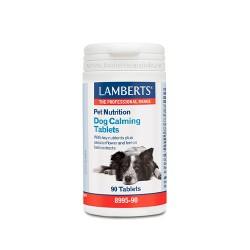 Tabletas calmantes para perros 90 tabletas - Lamberts