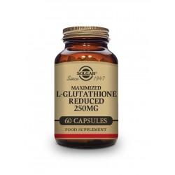 L- Glutation Max 250mg (60 cápsulas) Solgar