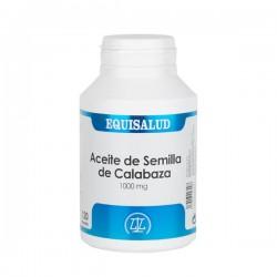 Aceite de Semilla de Calabaza 1.000mg (120 cápsulas) Equisalud