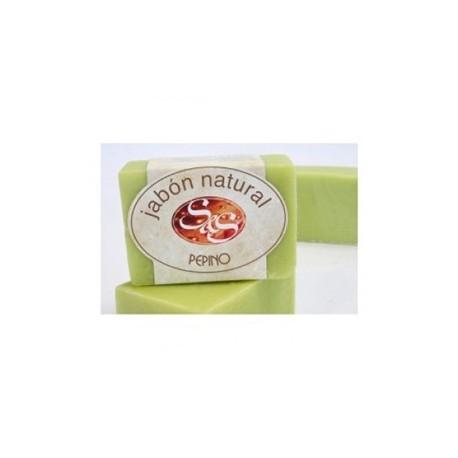 Jabón Natural Pepino
