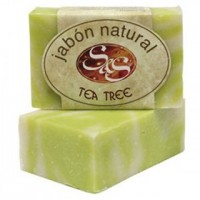 Jabón Natural Tea Tree 100g