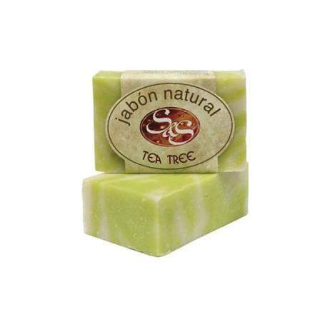 Jabón Natural Árbol del Té