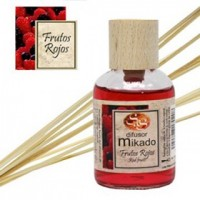 Mikado Frutos rojos 50ml
