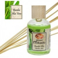 Mikado Bambú Aloe 50ml