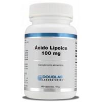 Acido Lipoico 60 cápsulas Douglas