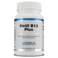 Metil B12 Plus 90 comprimidos Douglas