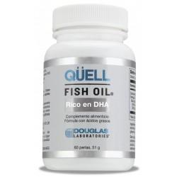 Qüell aceite de pescado Douglas