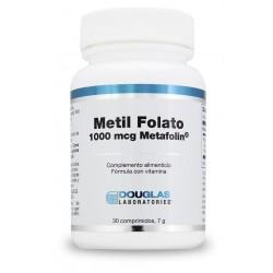Metil Folato 1000mcg Metafolin Douglas