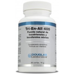 Tri En All 400 Vitamina E Douglas