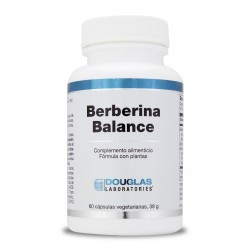 Berberina Balance 60 capsulas Douglas
