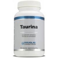 Taurina 100 cápsulas vegetarianas