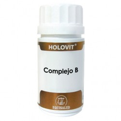 Equisalud Holovit Complejo B Orgánico -  50 cápsulas