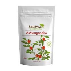 SALUD VIVA - Ashwagandha en Polvo ECO 125g