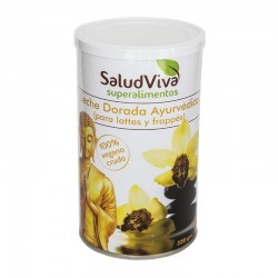 SALUD VIVA - Golden Latte, Leche Dorada Ayurvedica 320g