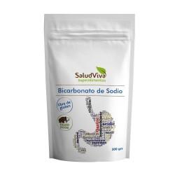SALUD VIVA - Bicarbonato de Sodio 300 g