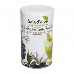 SALUD VIVA - Chai Matcha Latte Premium 250g