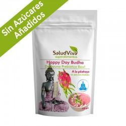SALUD VIVA - Happy Day Budha a la Pitahaya (Prebiótico sin Azúcares Añadidos) 350g