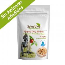 SALUD VIVA - Happy Day Budha al Jujube (Prebiótico sin Azúcares Añadidos) 350g
