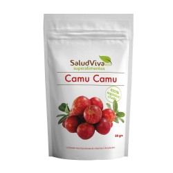 Salud Viva - CAMU CAMU EN POLVO ECO 50g