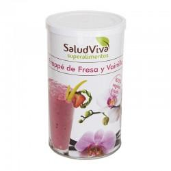 Salud Viva - FRAPPE DE FRESA Y VAINILLA ECO 200g