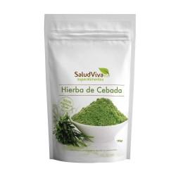 Salud Viva - HIERBA DE CEBADA EN POLVO 125g ECO