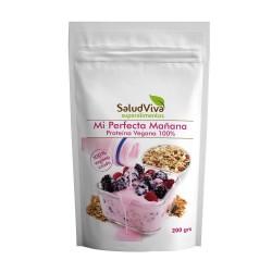 Salud Viva - Mi Perfecta Mañana (Desayuno Proteico Vegano) ECO 200g