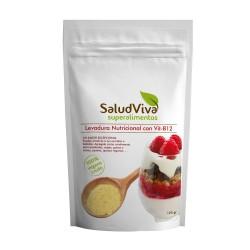 Salud Viva - LEVADURA NUTRICINAL CON VITAMINA B12 125g