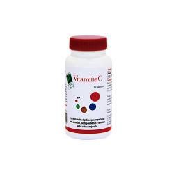 100% Natural - Vitamina C - 60 cápsulas